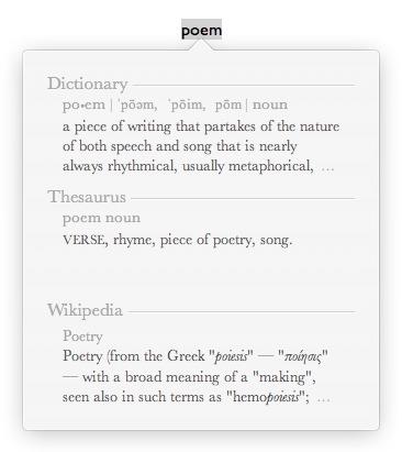 how do you write poetry
