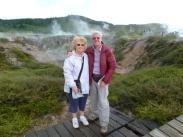 John & Jan Love visiting New Zealand