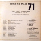 School Band Album - 1971