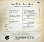 School Band Album - 1969