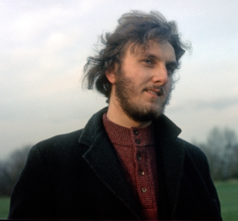 Mark Head at Bristol University - 1973