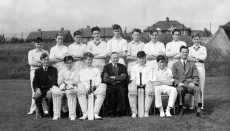 Cricket Team 1955/56