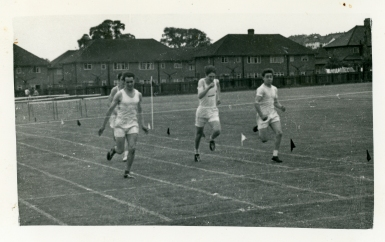 Sports Day 1961?