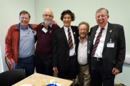 Graham Mitchell, Hugh Arrmstrong, Adrian Appley, Greg Smith, Richard Sales