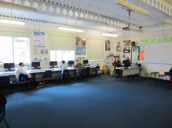 Music facility at Kemnal College - 2014