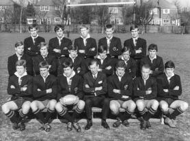 1st XV - 1966/67