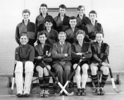 1st X1 Hockey Team