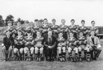1st U15 Rugby XV - 1955