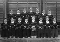 The First Rugger Team