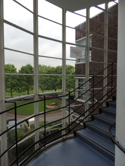 School Staircase - May 2013