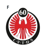 One of several designs by Ken Lloyd for the 60th Anniversary logo