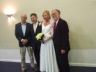 Sam Weller's Wedding