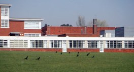The School Building - 2008