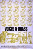 'Voices ands Brass'. On 8th December 1970 the Orpington Silver Band with the Cray Valley Technical School Band and the Crofton Choir performed at the Civic Hall, Orpington in aid of the Bromley Society for Mentally Handicapped Children.