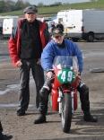RD and John Knight - Team Overdraft Mallory 2010