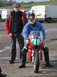 RD and John Knight - Team Overdraft Mallory 2010