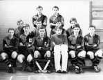 CVTHS 1st XI Hockey 1964-65