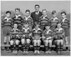CVTS under 14s football team 1960_61