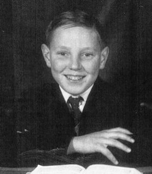 Richard G Lindsey - 1954