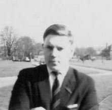 Richard G Lindsey - 1961