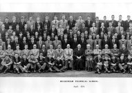 Beckenham Technical School 1954