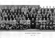 Beckenham Technical School 1954