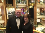 Clive and Jill Hollis