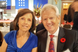 Jon and Lin Wilson - 40 Year Service Awards Dinner (Government of British Columbia) - 2018